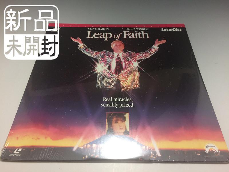 ★新品未開封★ LEAP OF FAITH ◆LD(レーザーディスク) 輸入盤_画像1