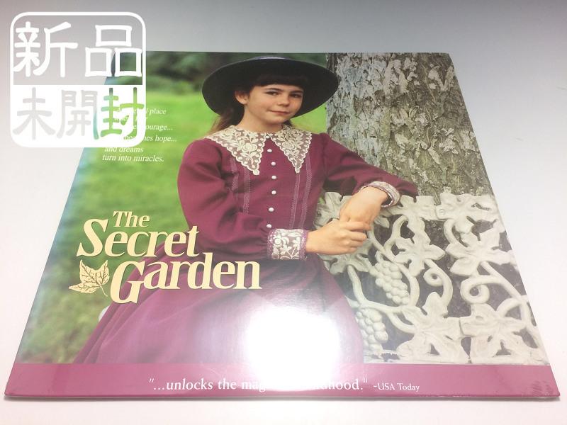 ★新品未開封★ The Secret Garden ◆LD(レーザーディスク) 輸入盤_画像1
