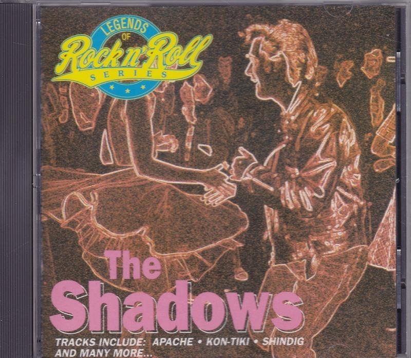 LEGENDS OF ROCK'N'ROLL SERIES / THE SHADOWS/EU盤/中古CD!! 商品管理番号:40890_画像1