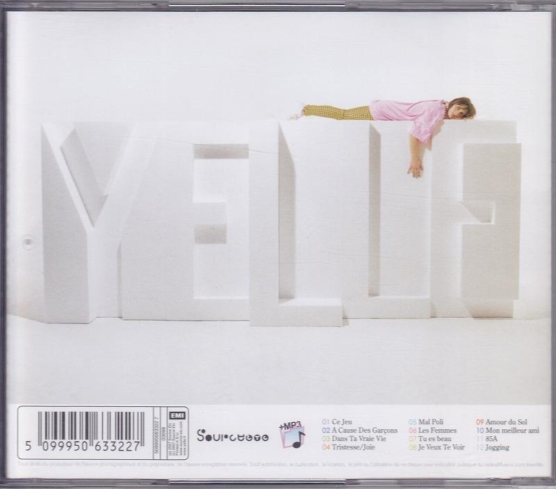 YELLE - POP-UP/EU盤/中古CD!! 商品管理番号:40889_画像2