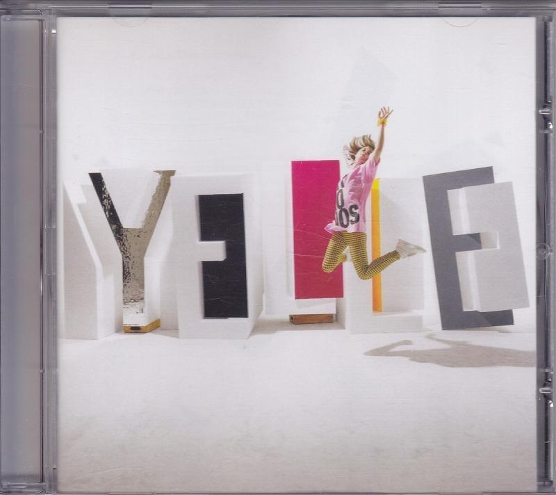 YELLE - POP-UP/EU盤/中古CD!! 商品管理番号:40889_画像1