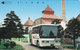 ●JR北海道バス テレカ4