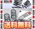 RS-Ra-ruesa-ru super down suspension ( front and back set ) Elgrand E52/TE52 QR25DE H22/8~ FF (N861S