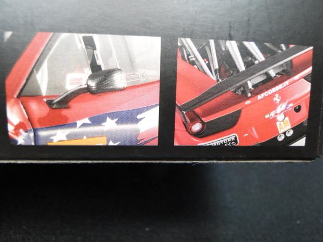 ホットウィール エリートシリーズ 1/18 フェラーリ458イタリア GT2 2012LeMans AF CORSE_画像9