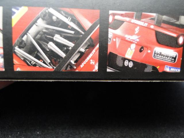 ホットウィール エリートシリーズ 1/18 フェラーリ458イタリア GT2 2012LeMans AF CORSE_画像10