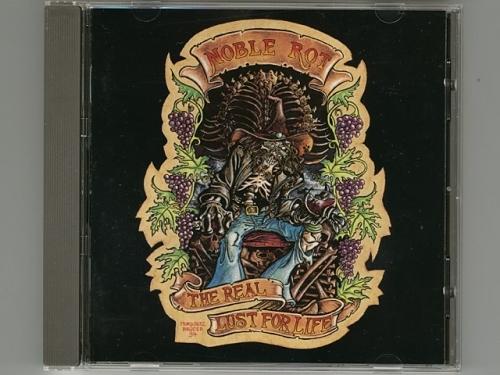 ドイツ産ドゥームハードロック The Real Lust For Life / Noble Rot ノーブル・ロット [Used CD] [BMCD 52] [Import] [管26*9312120312/60]_画像1