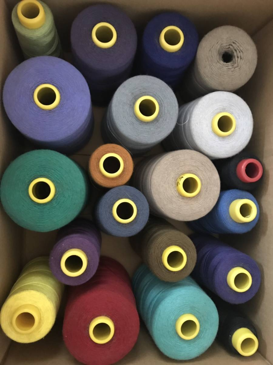 cheap ] business use Span thread 20 color [ extra-large size