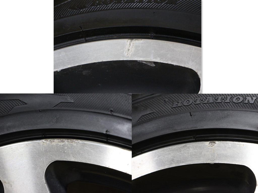 希少 RAYS製 トムス TOM'S 355T 14X5.5J+45 PCD100 155/55R14 軽トラ ミラジーノ ミラ ムーヴ タント ワゴンR エブリィ アルト ラパン_画像10