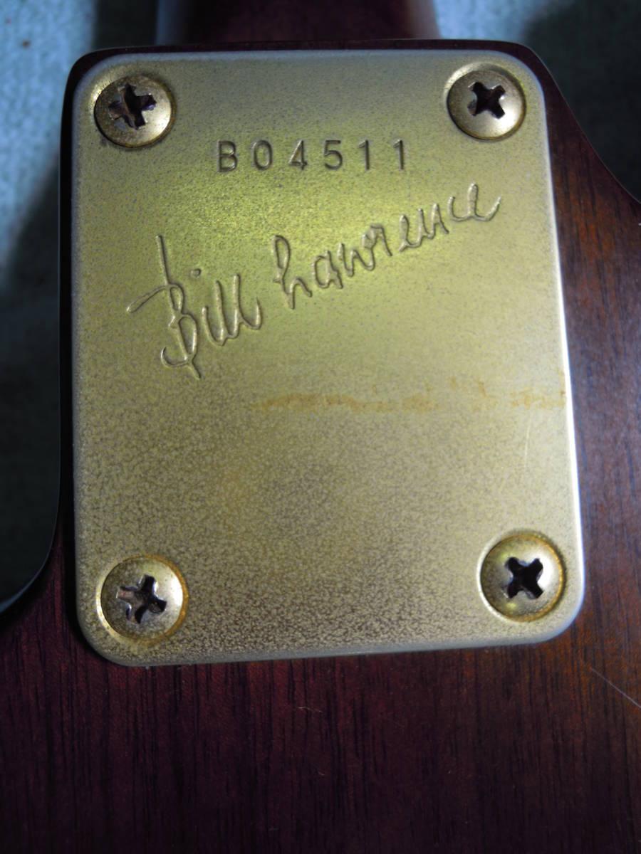 BillLaurence/ビルローレンス チャレンジャー エレキギター _画像8