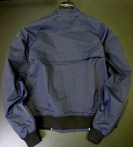 新品 カルバンクラインジーンズ 大人気 G-9 スイングトップ ブルゾン L 紺 ジップ ジャケット Calvin Klein Jeans メンズ 男性 紳士用_画像10