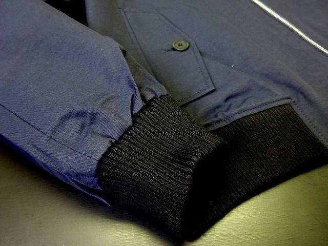 新品 カルバンクラインジーンズ 大人気 G-9 スイングトップ ブルゾン L 紺 ジップ ジャケット Calvin Klein Jeans メンズ 男性 紳士用_画像8