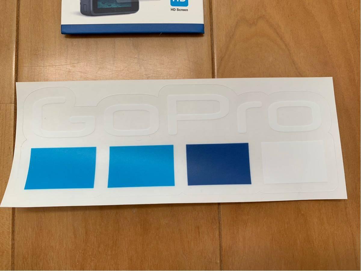 ほぼ新品1円スタート最落なし GoPro HERO7 white 限定ステッカー付きCHDHB-601-FW_画像5