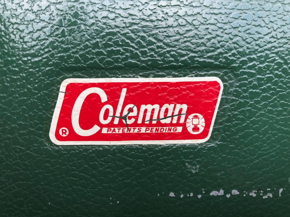 ★ビンテージ コールマン Vintage Coleman ガルウィング メタルケース 228系等 ビッグハットランタンに★_画像7