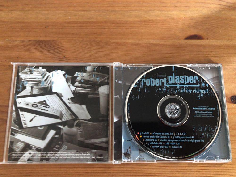 Robert Glasper In My Element ロバート グラスパー CD_画像2