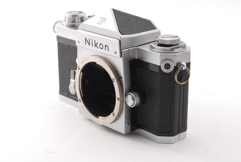 ☆超希少品最初期型☆ニコン NIKON F アイレベル シリアル番号 640万台 + チックマーク 5cm f/2 レンズ 付属品多数 コレクターズ #9081204_画像3