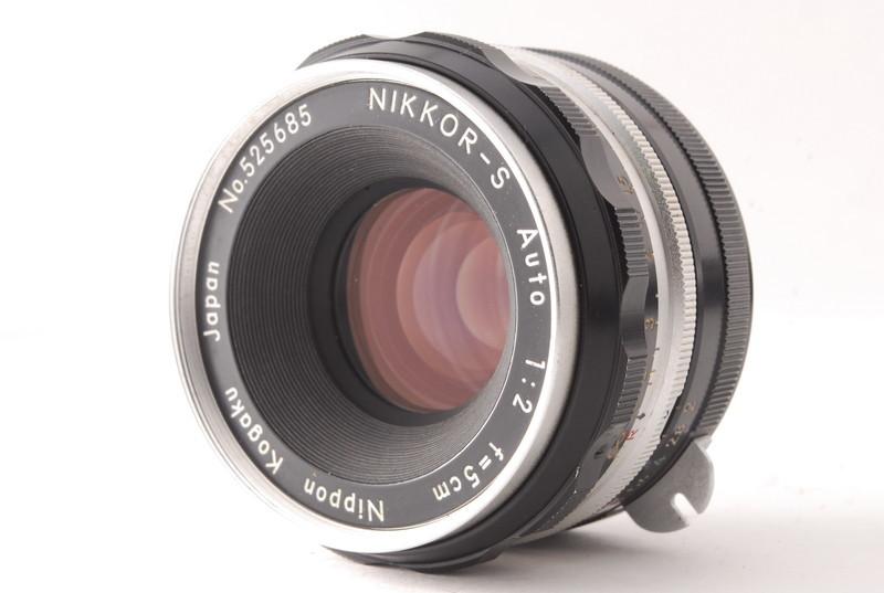 ☆超希少品最初期型☆ニコン NIKON F アイレベル シリアル番号 640万台 + チックマーク 5cm f/2 レンズ 付属品多数 コレクターズ #9081204_画像9
