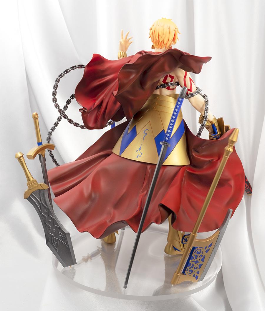 グリズリーパンダ製ガレージキット ギルガメッシュ 塗装完成品 Fate/Grand Order_画像5