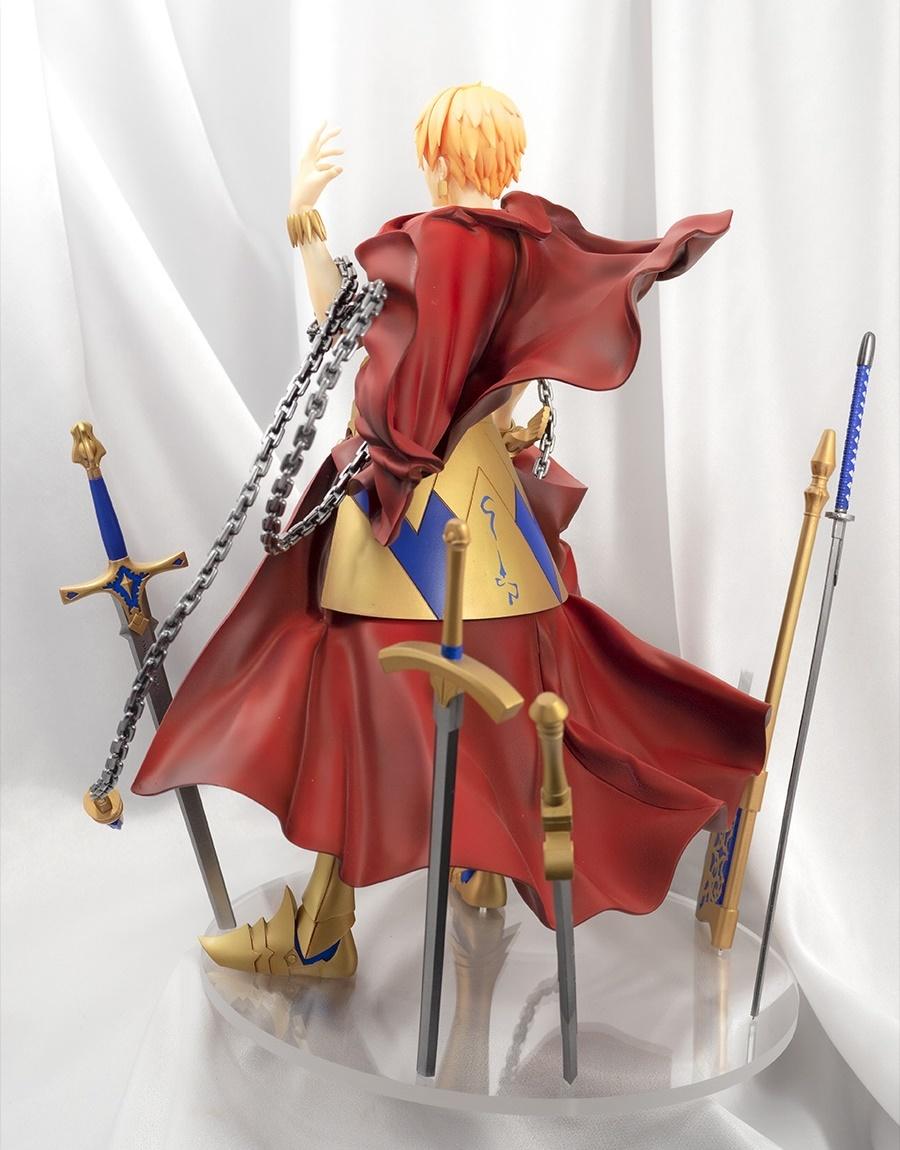 グリズリーパンダ製ガレージキット ギルガメッシュ 塗装完成品 Fate/Grand Order_画像4