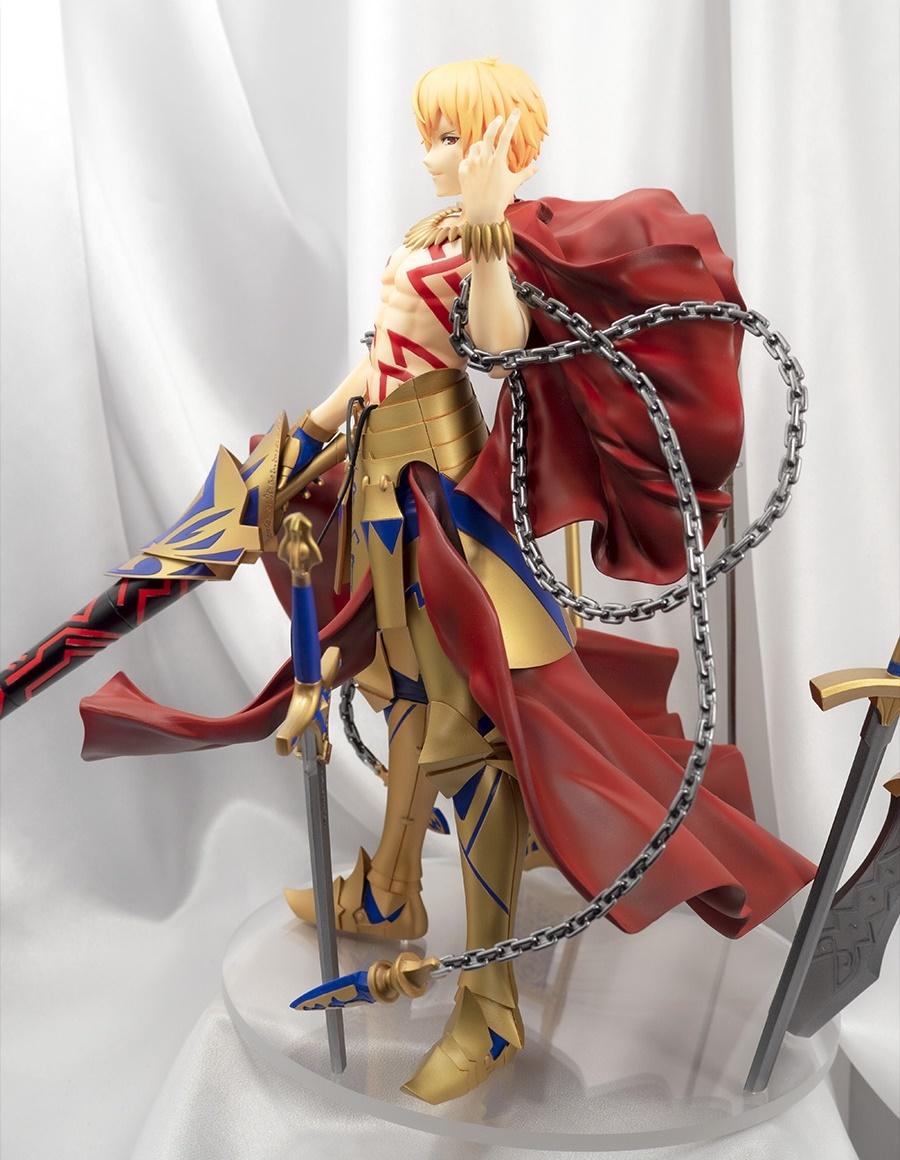 グリズリーパンダ製ガレージキット ギルガメッシュ 塗装完成品 Fate/Grand Order_画像3