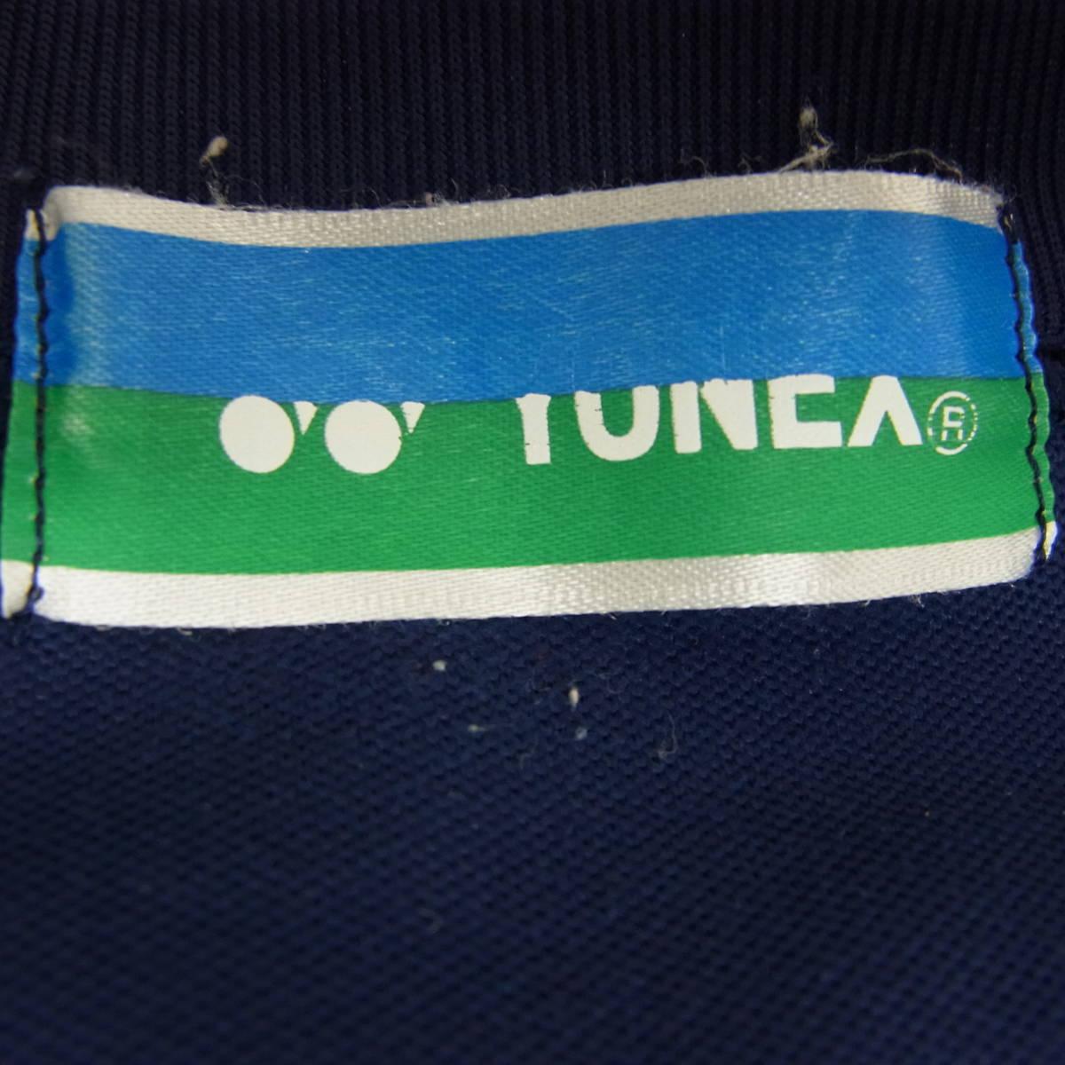 YONEX ヨネックス☆メンズ Tシャツ Mサイズ ☆吸汗速乾 メッシュ加工 日本製 ☆スポーツ トレーニング フィットネス_画像4