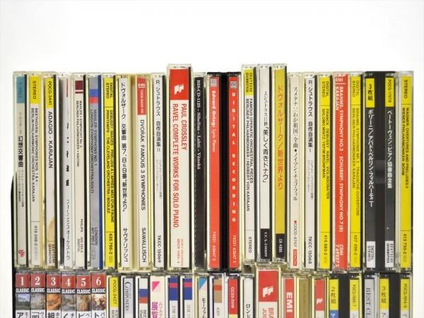 KM88●大量まとめて!!●クラシック&オーケストラ 中古CD 128枚 ベートーヴェン・モーツァルト・ショパン etc... 現状品_画像6