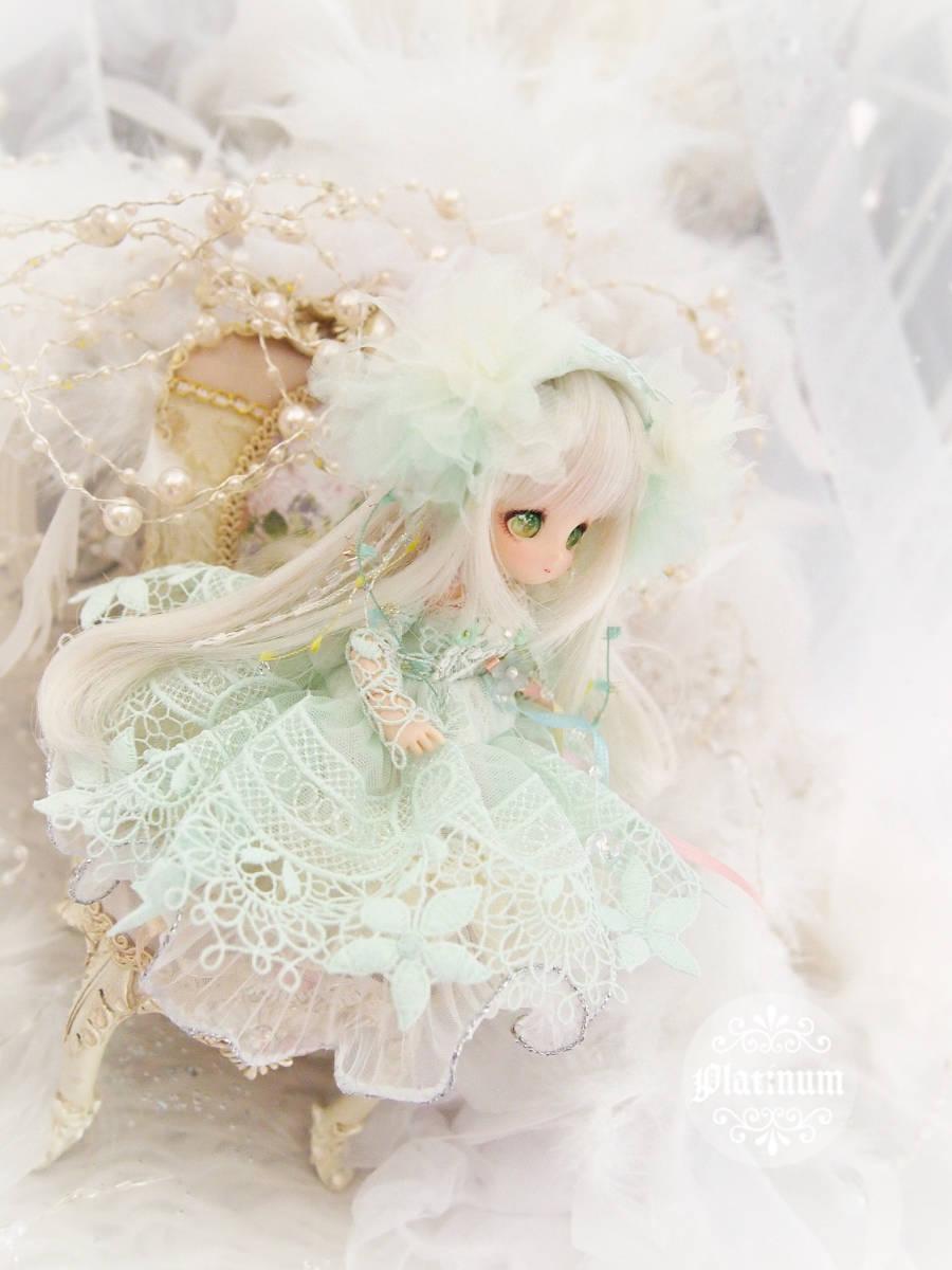 【幻想カラスウリ~夏の夜の夢ドレスセット~●ぷらちなの杜●オビツ11サイズ】_画像9