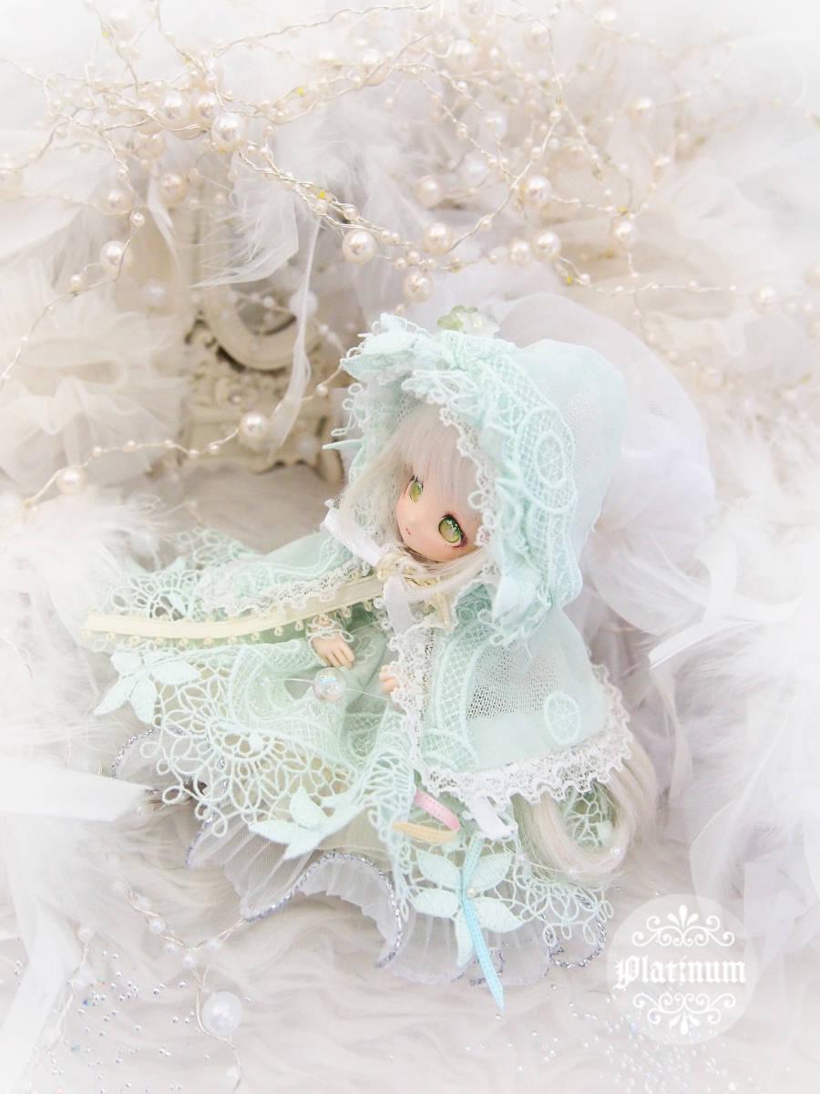 【幻想カラスウリ~夏の夜の夢ドレスセット~●ぷらちなの杜●オビツ11サイズ】_画像6