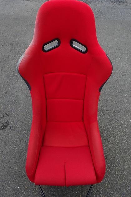シビック タイプR FD2 ブリットシートレール付き フルバケ 運転席側