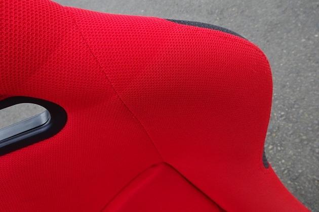 シビック タイプR FD2 ブリットシートレール付き フルバケ 運転席側_画像8