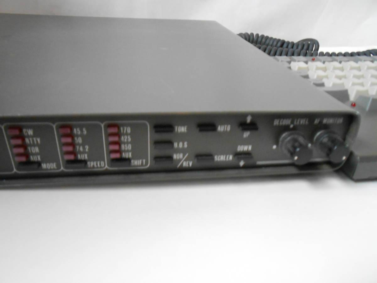 CW・RTTY PROCO CT-677  キーボード(KB-1)付 _画像3