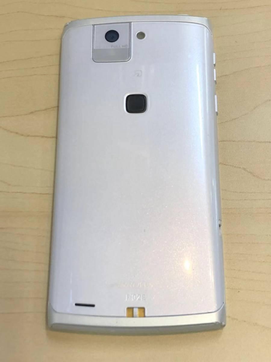 爆速発送 docomo Android F-02E ARROWS X_画像2