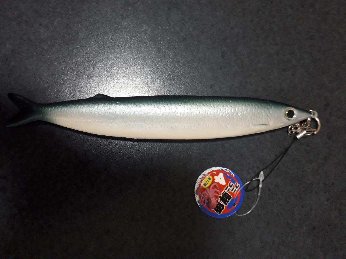 魚 ソフビフィギュア ソフトフィギュア プニプニ鮮魚 未使用_画像3