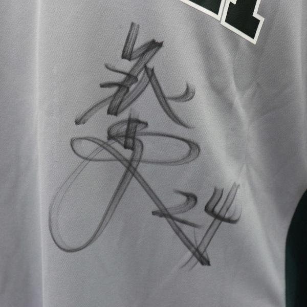 [チャリティ]福岡ソフトバンクホークス 長谷川勇也選手 関西クラッシックTシャツ_画像3