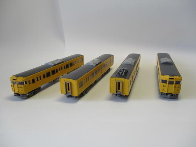 TOMIX 98286 115系2000番台 JR西日本N40更新車・黄色 基本セット_画像3
