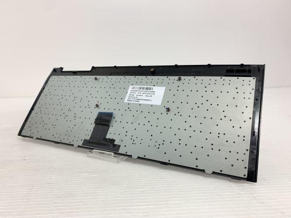 PCキーボード NEC LS550/L SF4 OKEAAEFF4J07120D3U 中古ノートパソコンパーツ PC部品 コンピューター_画像3