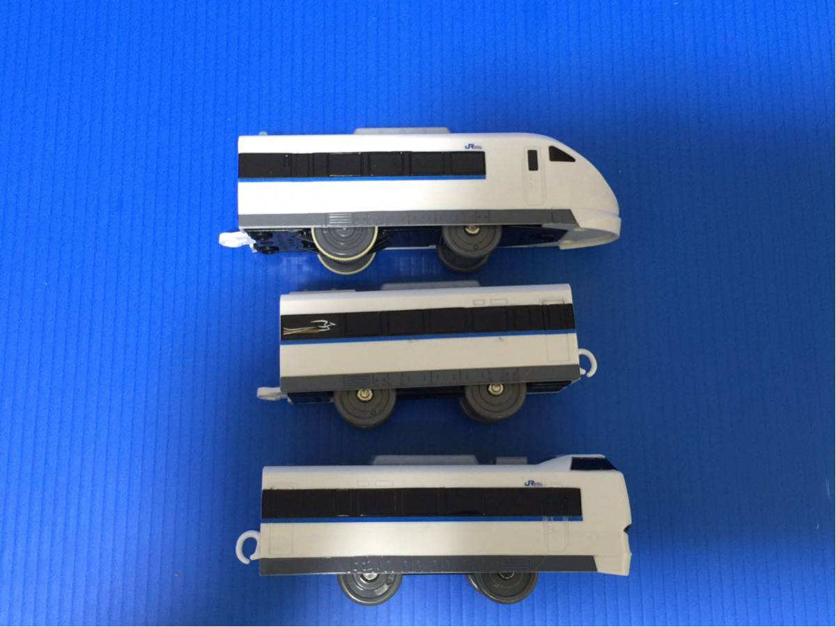 YS250B プラレール 大量 レイアウト 車両 681系 サンダーバード_画像6
