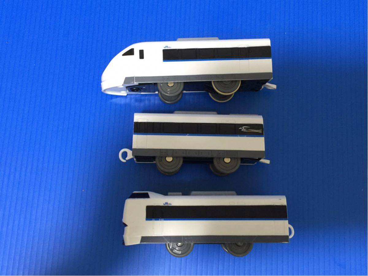 YS250B プラレール 大量 レイアウト 車両 681系 サンダーバード_画像5