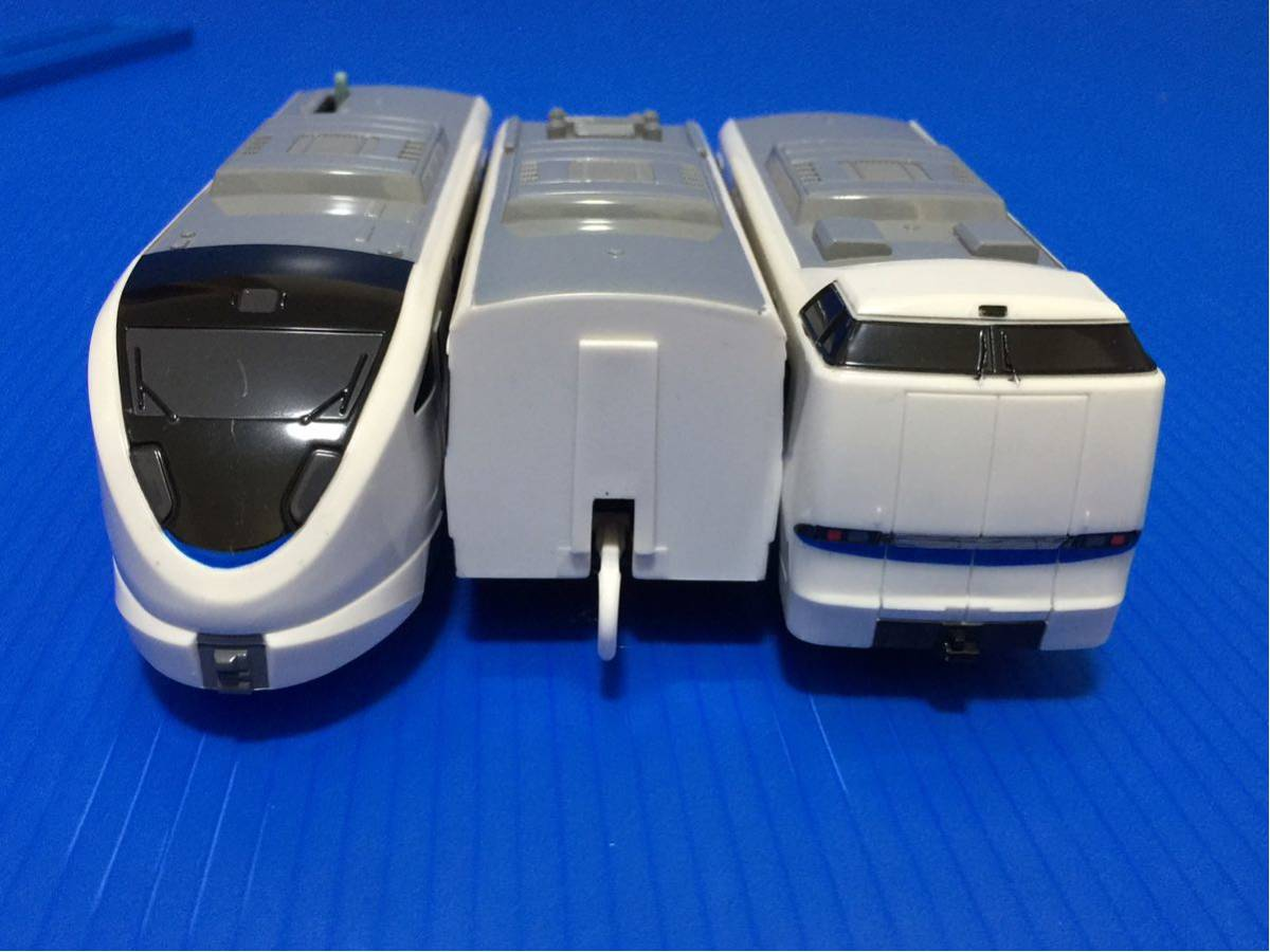 YS250B プラレール 大量 レイアウト 車両 681系 サンダーバード_画像3