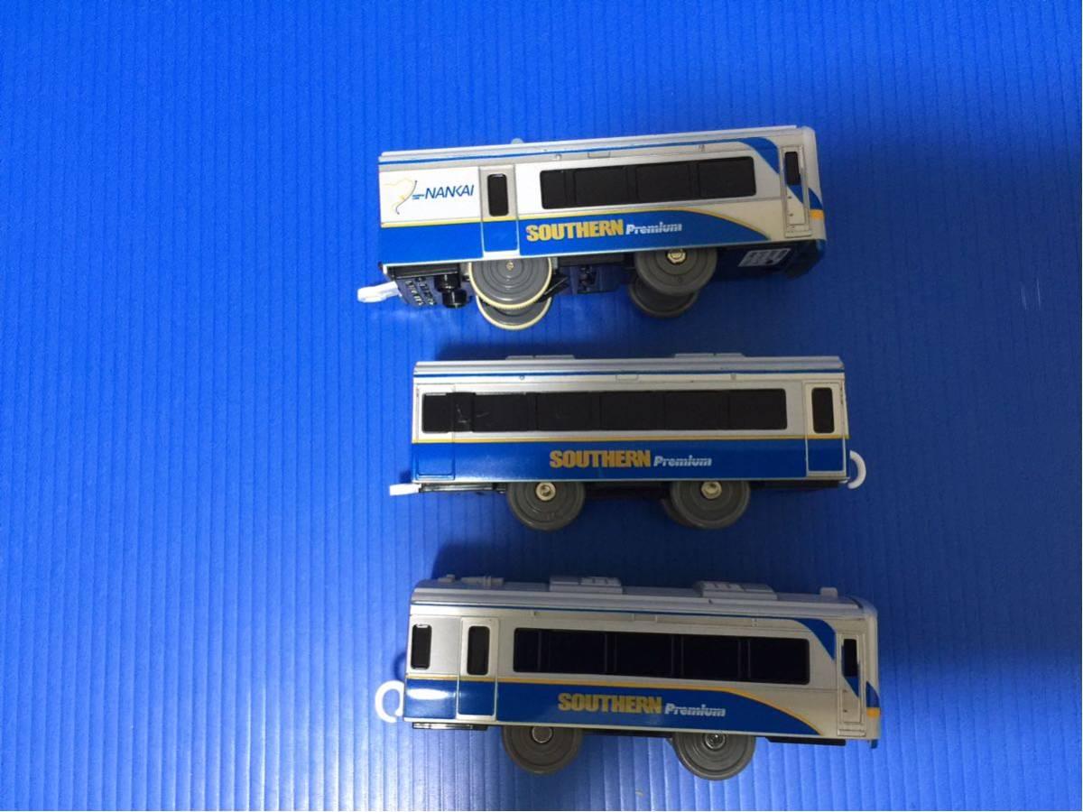 YS313B プラレール 大量 同梱可能 レイアウト 車両 南海 サザン プレミアム_画像6
