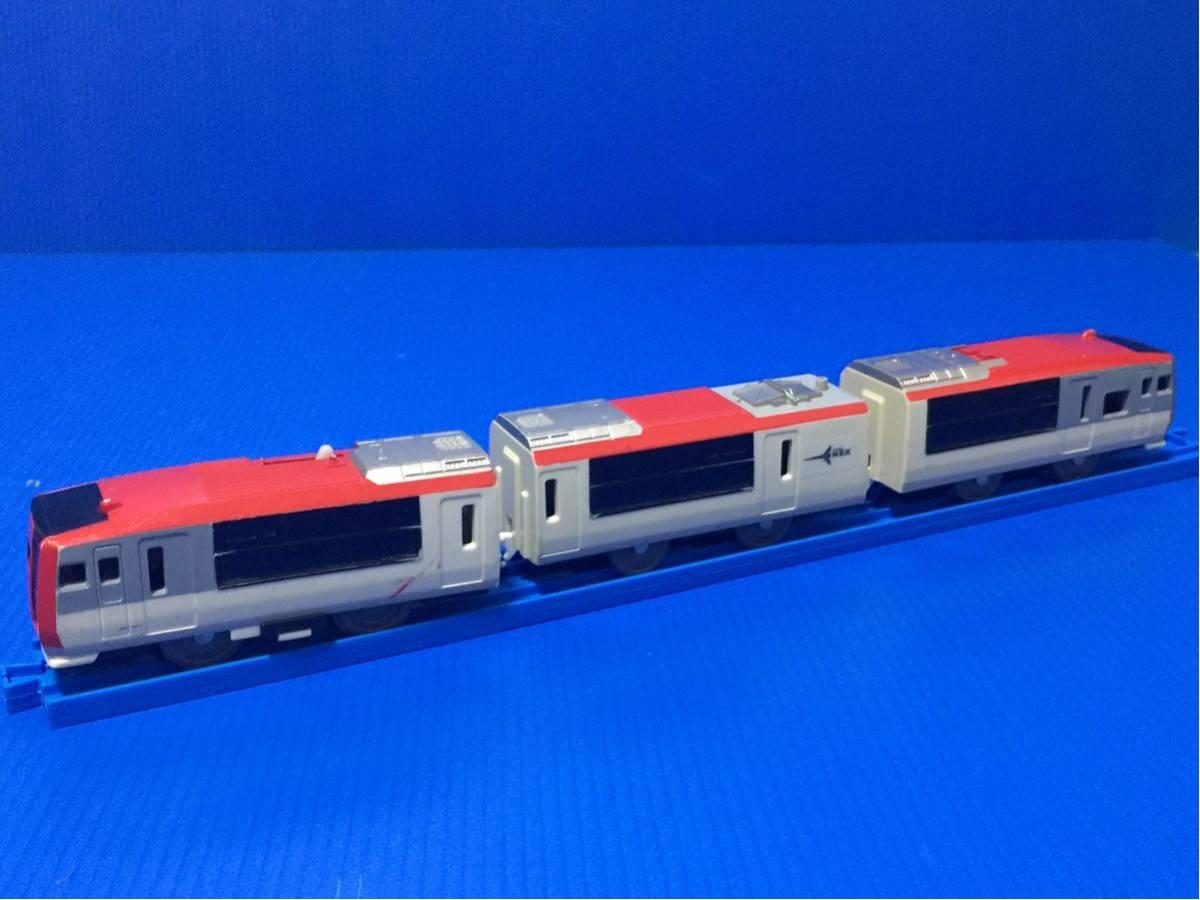 YS329B プラレール 大量 同梱可能 レイアウト 車両 成田エクスプレス 旧車両_画像2