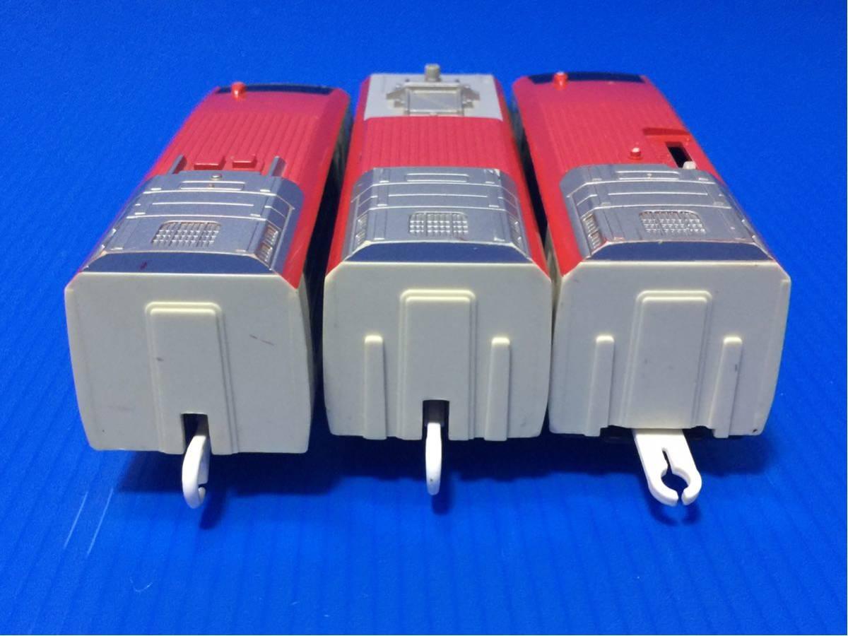 YS329B プラレール 大量 同梱可能 レイアウト 車両 成田エクスプレス 旧車両_画像4