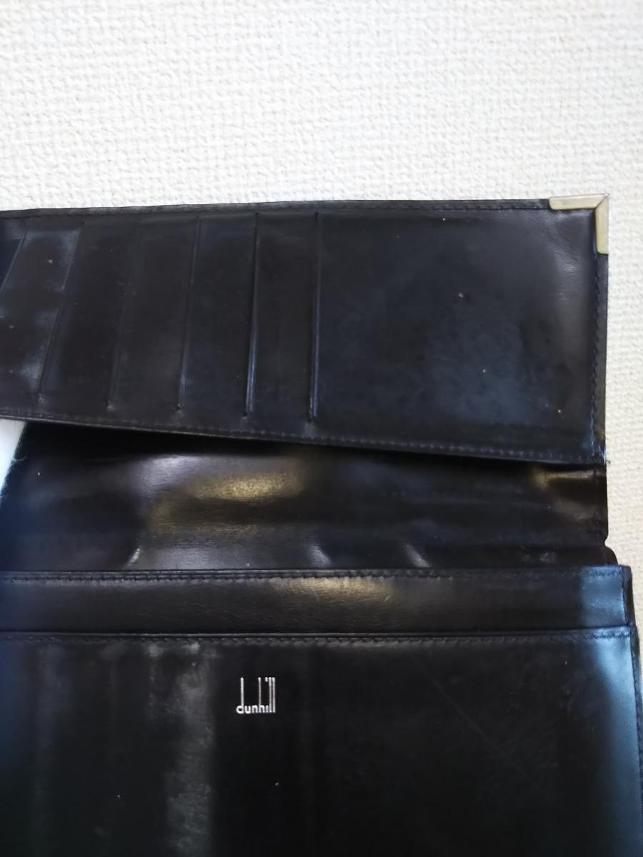 ★本物★レザー★1円★ダンヒル★財布★dunhill★_画像8