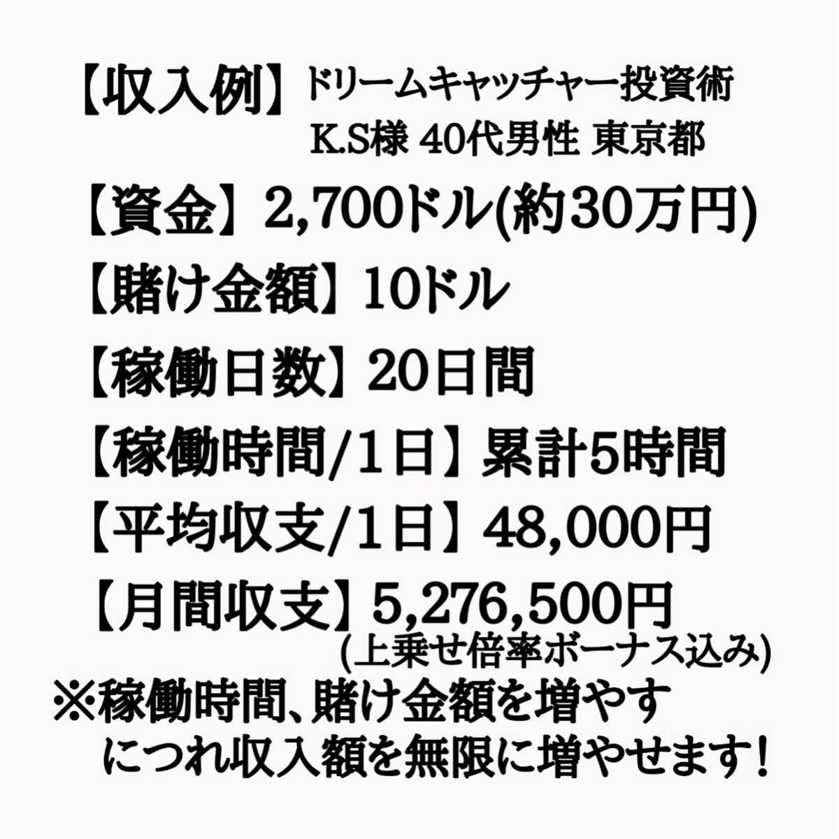 《先着3名様限定》通常価格¥90,000円⇒先着限定価格¥6,980円 完全オリジナル極秘投資術セット 攻略法 仮想通貨 FX 投資 カジノ 副業 0_画像8