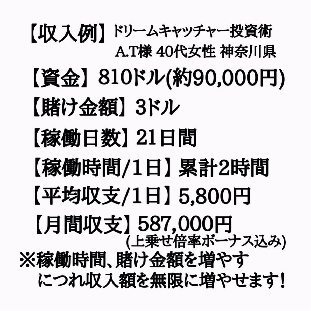《先着3名様限定》通常価格¥90,000円⇒先着限定価格¥6,980円 完全オリジナル極秘投資術セット 攻略法 仮想通貨 FX 投資 カジノ 副業 0_画像10