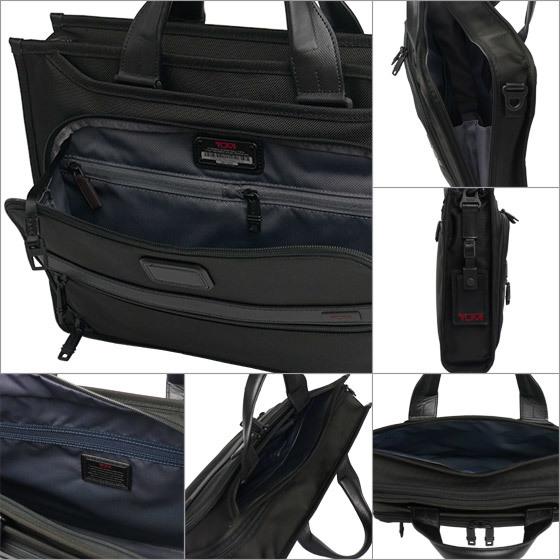 TUMI トゥミ ビジネスバッグ ALPHA2 26110 ブラック メンズ_画像6