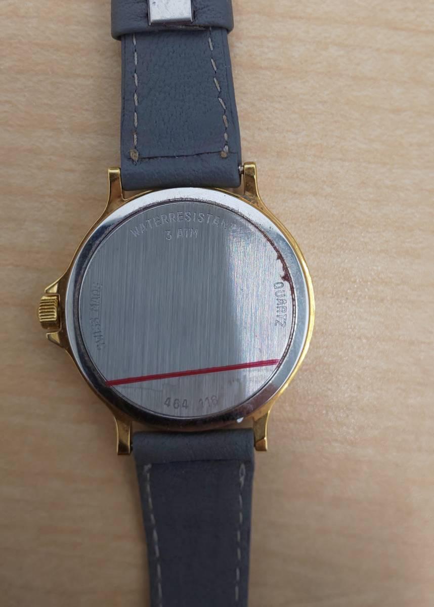 【5008】レディース 腕時計 ジャンク / ANTIMAG4800 citizen EXCEED / u.p renoma レノマ クオーツ / leonard レオナール_画像7