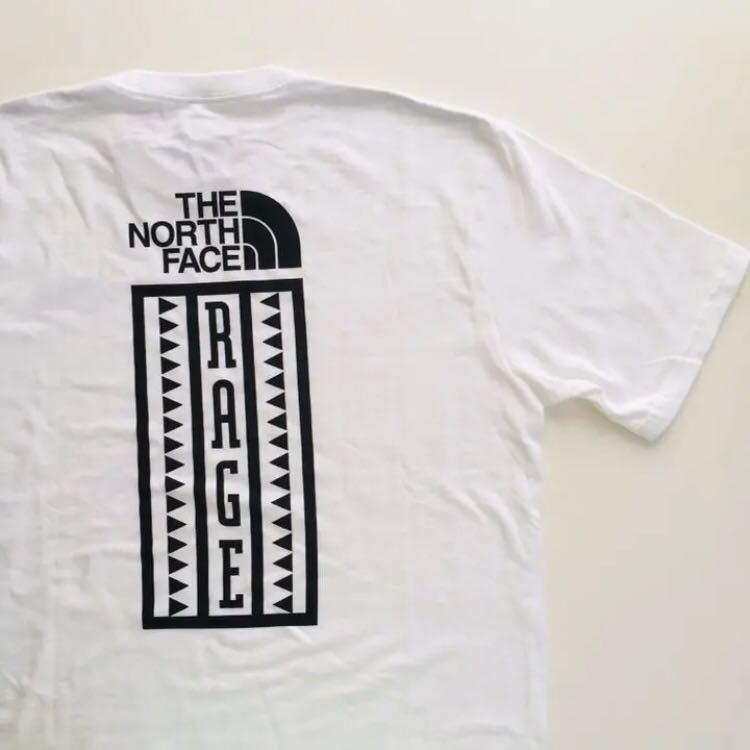 日本未発売 US買付 M ノースフェイス RAGE レイジ Tシャツ 新品 海外限定 半袖Tシャツ THE NORTH FACE メンズ レディース 正規品_画像1