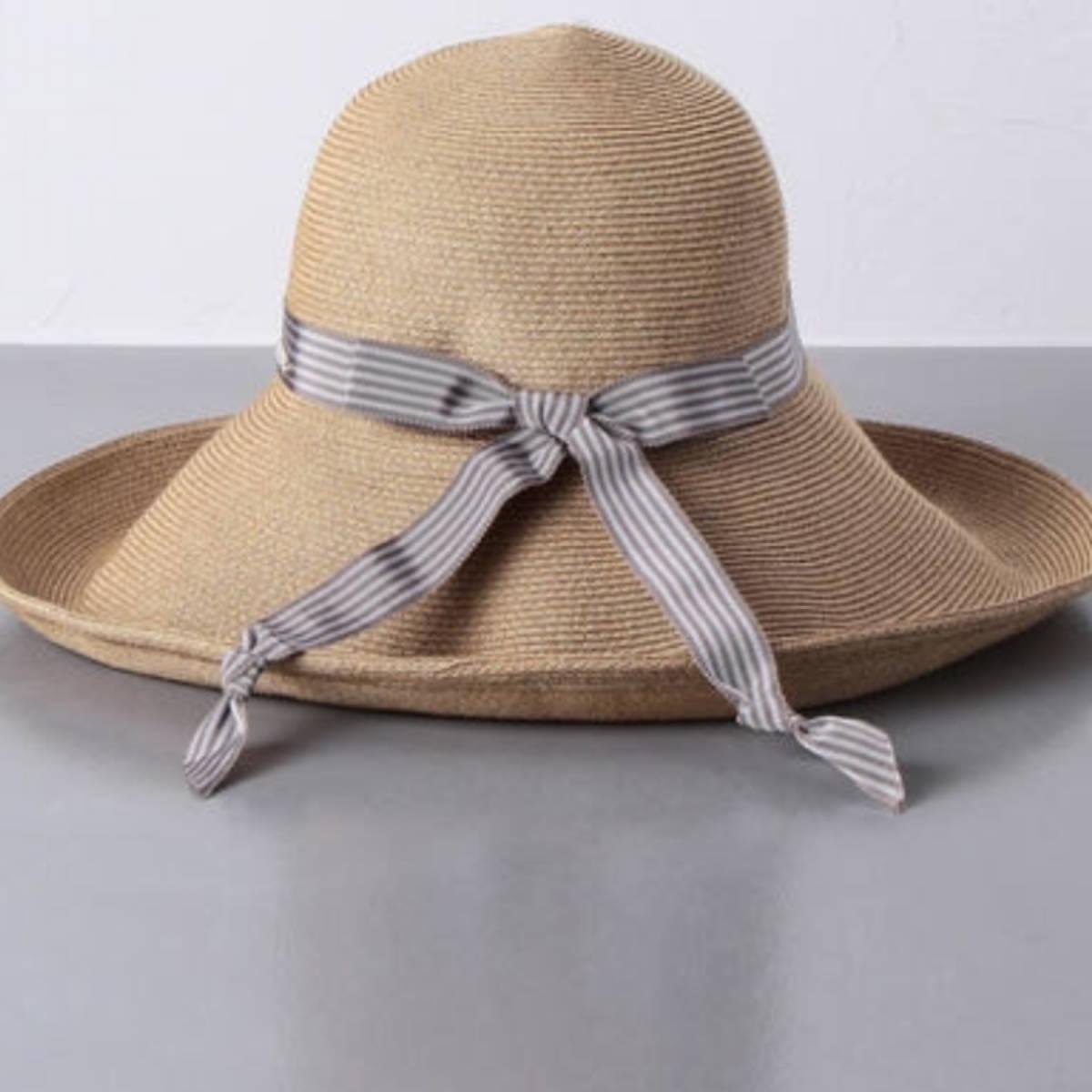 アシーナニューヨーク リボン帽子 人気 新品未使用_画像2