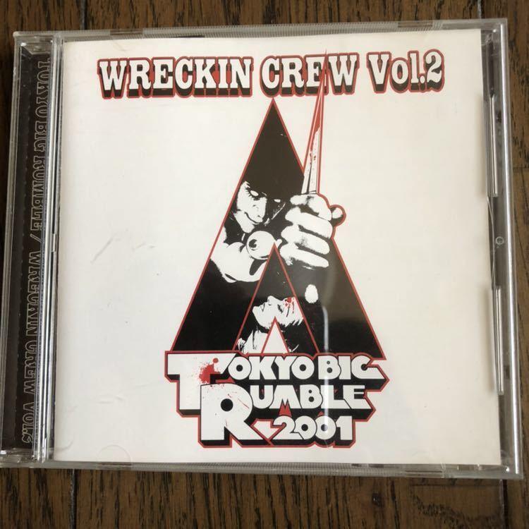 CD TOKYO BIG RUMBLE ロカビリー パンカビリー サイコビリー rockabilly 中古_画像1