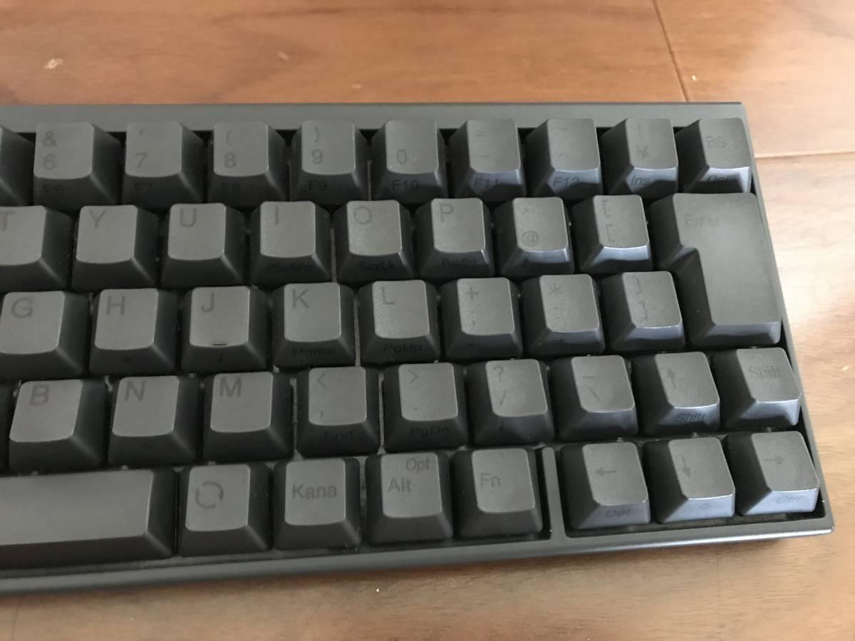 美品 PFU HHKB Happy Hacking Keyboard Pro JP PD-KB420B ブラック_画像4